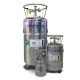 Portable Dewars for Liquid Nitrogen, Oxygen & Argon